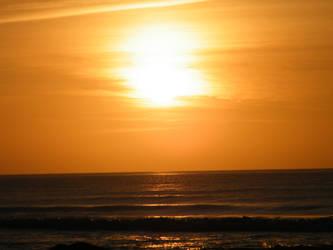 Llandanwg Sunset 3 by VampireBait