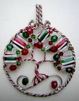 Merry Little Christmas by RachaelsWireGarden