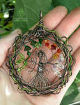 Mother Nature *SOLD* by RachaelsWireGarden