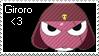 Stamp: Sgt. Frog - Giroro by YukiMizuno