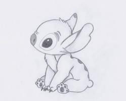 Stitch by Fawnan