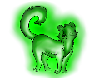 G-Cat by Fawnan