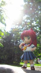 Bannou Bunka Nekomusume - Nuku Nuku  SD Version GK by LummyRuu