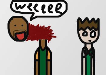 Beheaded Kenneth by Cartooncreator5953