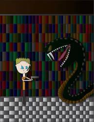 Richard vs the Yawn by Cartooncreator5953