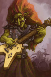 Troll Rocker by JesterCapp