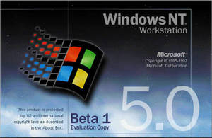 Windows NT 5.0 by cooling999