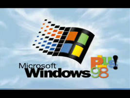 Windows History - Windows 98 by cooling999