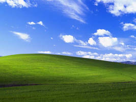 Windows Backgrounds-XP Bliss by cooling999