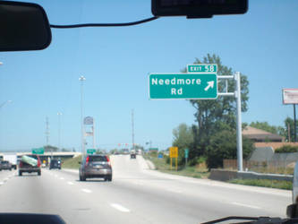 Needmore Road?  Isn't there enough? by cooling999