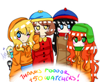 +50 WATCHERS!! Have the girls together. by ann-infinity
