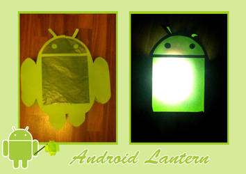 Android Lantern by mc-comic