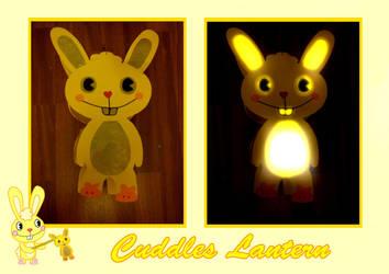 Cuddles Lantern by mc-comic