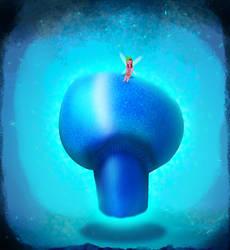Magical Mushroom by mc-comic