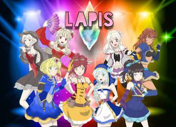 LAPIS GIRLS by Robbedrob