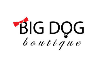 Big Dog Boutique Logo by danhough