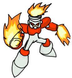 Fireman by OffGabo