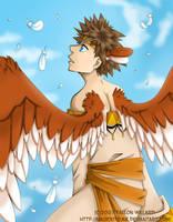 Hawk by MagicKitsune