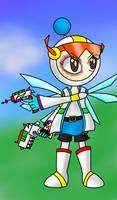 Gift: Nitro bomber by MonserratCrazy5