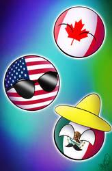 Norteamerica by MonserratCrazy5