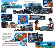 Istation Freelance Iggy and the Hunt for Atlantis by curry23