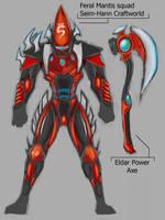 Eldar Concept 1 by Immhoshlakh