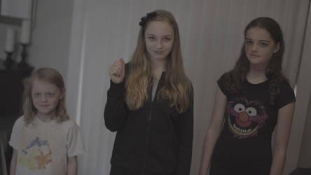 Still from short film Dee - Scene 9 by AriesRCN