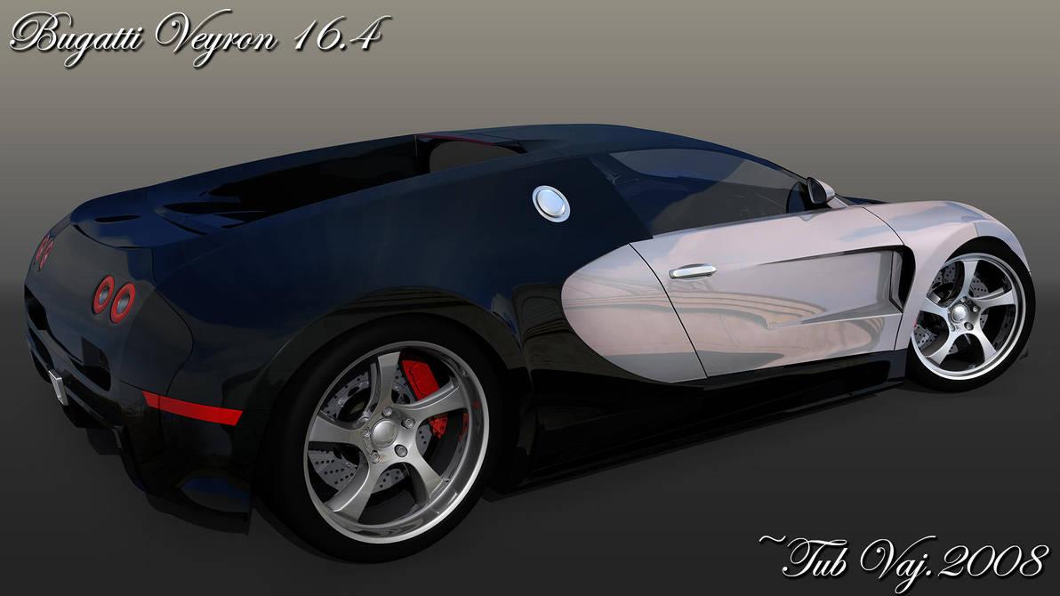 Bugatti Veyron Going Back To The Future Art Promo: Bugatti Veyron WIP2 Wall1 By Hmoob-phaj-ej On DeviantArt