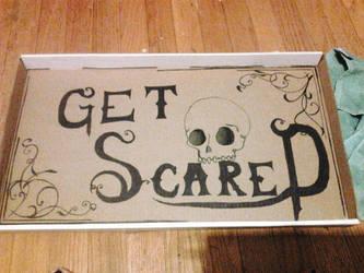 Get scared by XxBleedxforxmexX