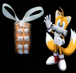 Tails Pop Tab Bracelet by Juliana-Nasome