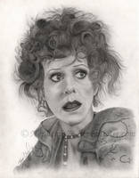 Miss Hannigan by Nephthys76