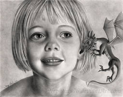 Kate's Dragon by Nephthys76