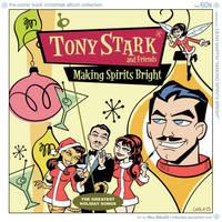 Tony Stark Is Making Spirits Bright by BillWalko