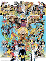 Mega Mutants Celebration by BillWalko