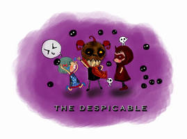 The Despicable by myikachu
