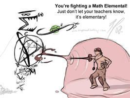 Elementaly Mathematics by eXdrachen