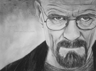 Breaking Bad - Walter White drawing by lyyy971