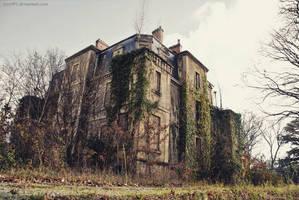 Abandoned house III by lyyy971