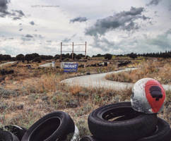 Abandoned karting - I was here by lyyy971