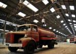 Fire truck abandoned by lyyy971