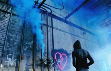 Broken heart by lyyy971