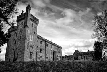 Abandoned castle X by lyyy971