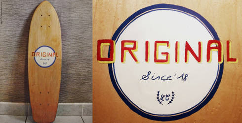 Skate - Original since 18 by lyyy971