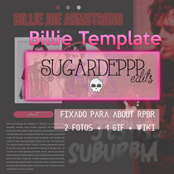 BILLIE TEMPLATE ABOUT RP by sugardeppp