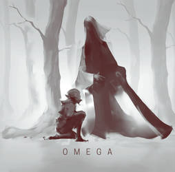 Omega by Viviphyd