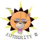 Respect my authority ! by Red-Cha