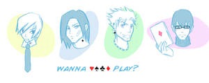 Wanna play? by Red-Cha