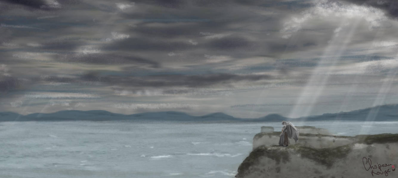 The ending cliff - 'Scales' by Red-Cha