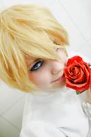 Alois Trancy - Rose by GaaSuka