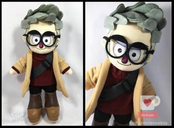 Standford - Gravity Falls by renealexa-plushie